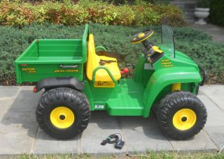 Peg Perego John Deere Gator Used Local Pickup Only