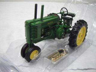 "This Ertl Precision Key Series John Deere Model ""G"" Tractor"