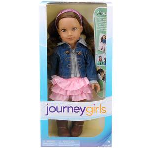 Journey Girls 18 inch Soft Bodied Doll Kyla zTS