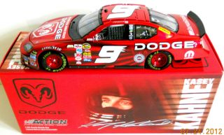 New Kasey Kahne 2005 Dodge Dealers Liquid Color 1 24 Diecast Car