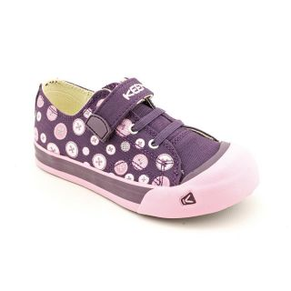 Keen Coronado Print Youth Kids Girls Size 12 Purple Canvas Sneakers
