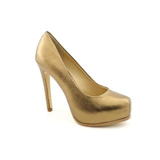Kelsi Dagger Laurie Womens Size 6.5 Bronze Leather Pumps, Classics