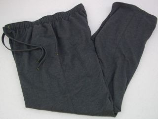 Kenneth Cole Reaction Charcoal Knit Lounge Pant Size 2XL