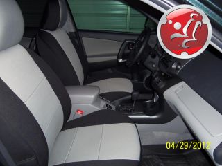 Coverking Neosupreme Custom Fit Front Seat Covers for Kia Rondo