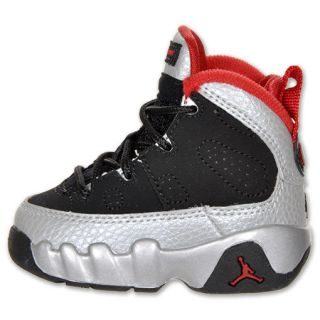 Nike Air Jordan 9 IX Retro Kilroy Black Red TD Kids Toddler Baby size