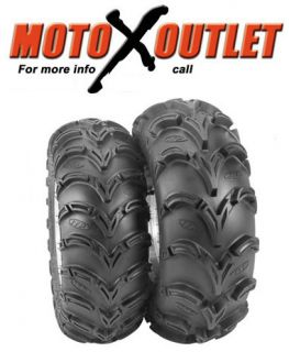 Suzuki King Quad 700 Tires ATV ITP Mudlite Set of 4
