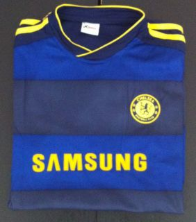 Shirt Men Football Chelsea Lampard Jersey Size L New
