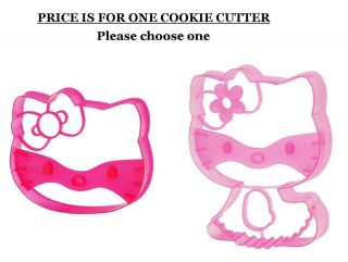 Hello Kitty Big Cookie Cutter Please Choose One