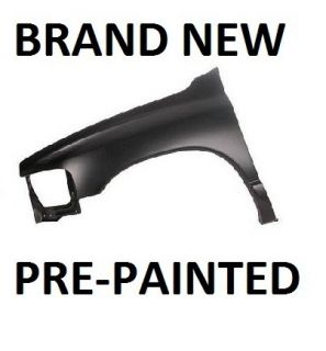 Painted to Match Dodge RAM Truck Front Left Fender 2002 2005
