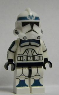 Lego Star Wars Custom Phase 2 Clone Wars Wolf Pack Trooper Season 4