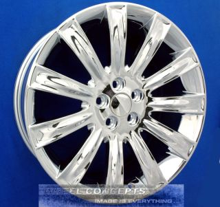 Lincoln MKS 20 inch Chrome Wheel Exchange Rims New 3764