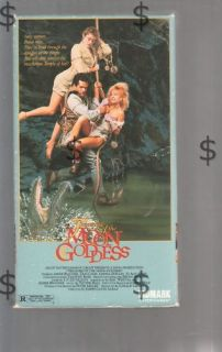 Treasure of The Moon Goddess Linnea Quigley 87 RARE VHS