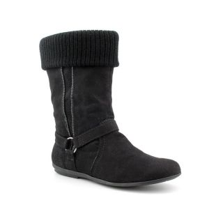 Unlisted Kenneth Cole Snow Ball Womens Size 8 5 Black Fashion Mid Calf