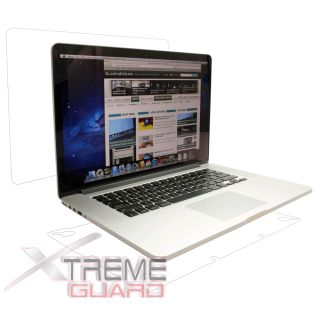 Bottom Screen Protector Skin for Apple MacBook Pro 15 Retina