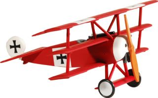 Model Power Fokker DR 1 Triplane Manfred Von Richthofen Red Baron WWI
