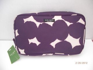 Kate Spade Large Manuela Multi Function Cosmetic Pouch Handbag