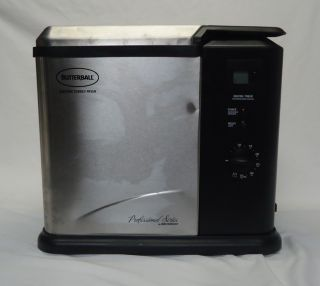 Masterbuilt Butterball Pro Series Indoor XL Electric Turkey Deep Fryer