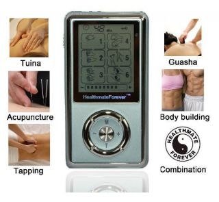 PULSE MUSCLE PAIN RELIEF MASSAGER MACHINE FAT BURN US SELLER STOCK