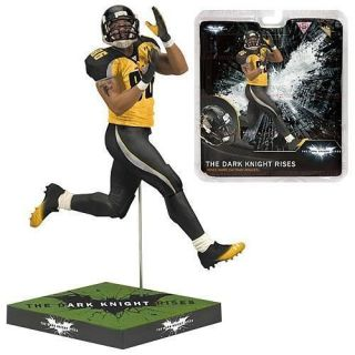 McFarlane Batman The Dark Knight Rises Hines Ward Gotham City action