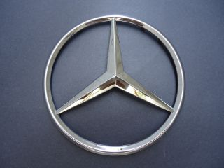Mercedes Benz ml W163 Grille Star ML320 ML430 ML55