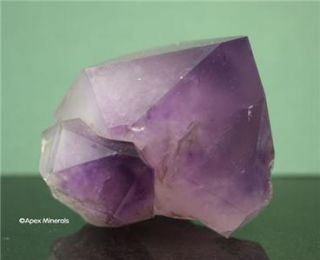 Big Beautiful Amethyst Diamond Hill Mine South Carolina
