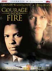 Courage Under Fire DVD, 2000, Anamorphic Widescreen DTS Version