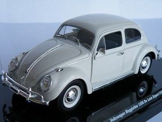 MINT LARGE 1/24TH SCALE VOLKSWAGEN BEETLE 1200 1961 CLASSIC CAR MODEL