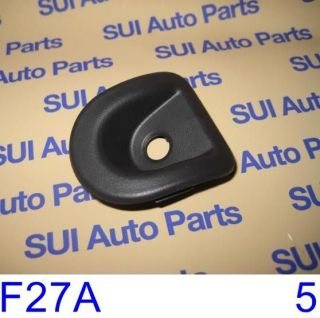 Ford Mustang Passenger RH Door Pannel Lock Handle Trim Bezel (F27A
