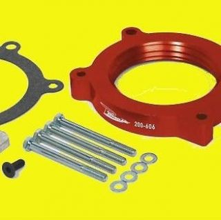 Airaid PowerAid Throttle Body Spacer Avalanche Sierra Silverado Tahoe