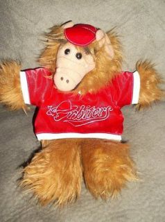 Alf ALIEN DOLL Plush STUFFED ANIMAL Hand Puppet ORBITERS 11