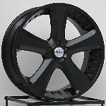 20 Inch ALL Black Wheels Rims Chevy Truck Silverado 1500 Tahoe GMC