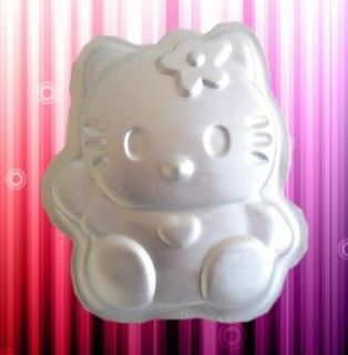 1PCS hello Kitty Metal aluminum Cake tools/mold pan tins Bakeware