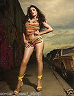 AMERICAN RACING WHEELS RAT HOT ROD PINUP POSTER PRINT NAILHEAD BUICK
