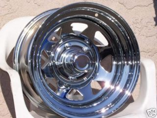15 CHROME WHEELS CHEAP FORD AEROSTAR MINIVAN 5 LUGS