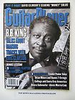 Guitar Player Magazine October 2000 B.B. King/David Gilmour