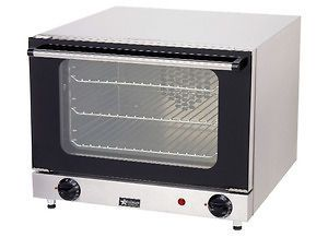 Star CCOQ 3 Commercial Quarter Size Convection Oven