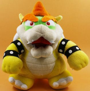 Newly listed KOOPA BOWSER 10 SUPER MARIO BROS PLUSH DOLL