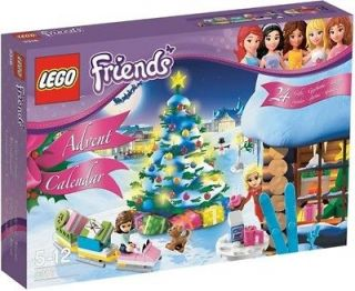 LEGO Friends Advent Calendar 24 Gift 3316 (Toys, Christmas Gifts