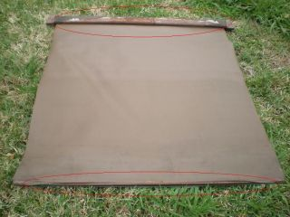 300ZX 90 96 REAR TRUNK CARGO COVER SHADE TAN OEM @@CMyStore 4 MORE