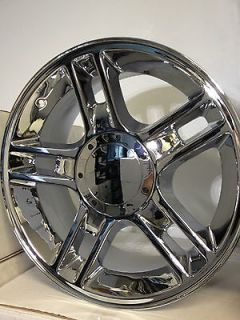 20 Inch Chrome Ford F150 Harley Davidson Factory Wheels Expedition