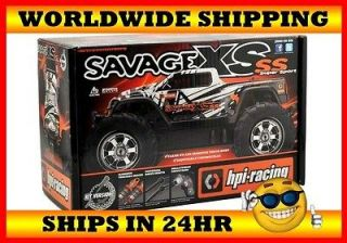 HPI Savage XS Flux SS Micro Monster Truck Kit 107820 BRAND NEW