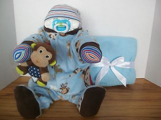 monkey boy baby shower