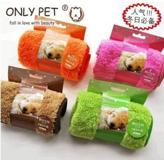 NEW Winter Comfort Ultra Soft & Warm Pet Dog Cat Puppy Kitten Blanket