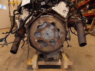 LITER VORTEC ENGINE MOTOR CADILLAC ESCALADE LQ9 117K COMPLETE DROP OUT