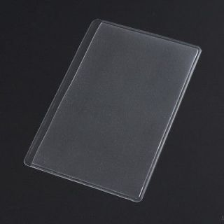 10 Credit Debit ATM ID Identity Card Sleeve waterproof Protector