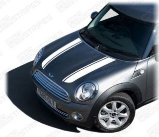 MINI Cooper Bonnet Hood Stripes Countryman Clubman