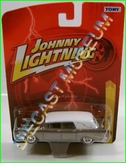 1957 57 CHEVY CHEVROLET BEL AIR HEARSE JOHNNY JL TOMY FOREVER DIECAST