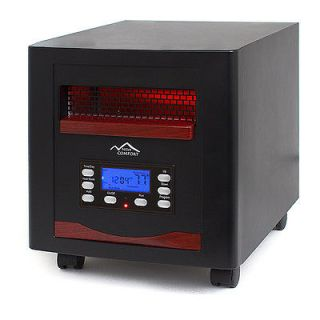 Saver Infrared Electric Portable Space HEATER factory warranty
