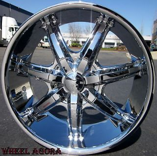 20 INCH RIMS WHEELS & TIRES ALTIMA IMPALA HONDA CTS CHEVEROLET STS
