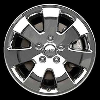 18 2008 09 2010 Jeep Grand Cherokee Chrome Wheel NEW